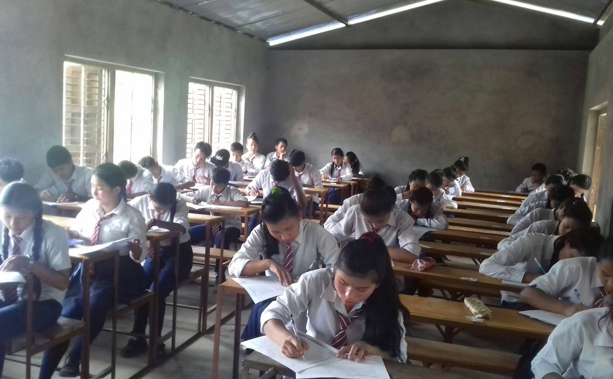Friday Class test